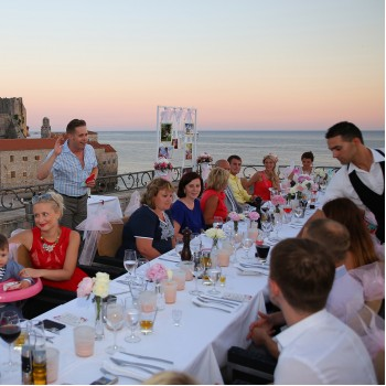 Ресторан «Adrovic» Св. Стефан