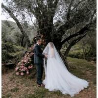 Декор оливкового дерева