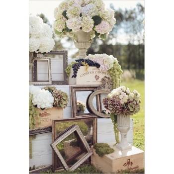 Винаж декор свадьба
