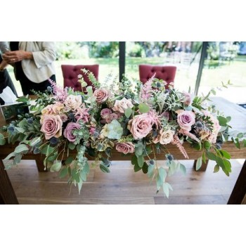 Цветы на стол Молодых